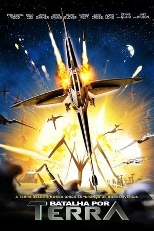 Harc a Terra bolygóért poszter