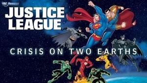 Az Igazság ligája: Két földi válság háttérkép