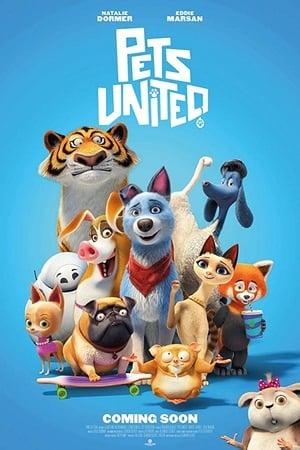 Pets United poszter