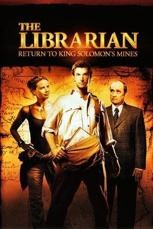 Titkok könyvtára 2. - A visszatérés Salamon kincséhez poszter