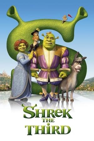 Harmadik Shrek poszter