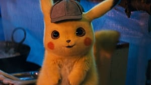 Pokémon - Pikachu, a detektív háttérkép