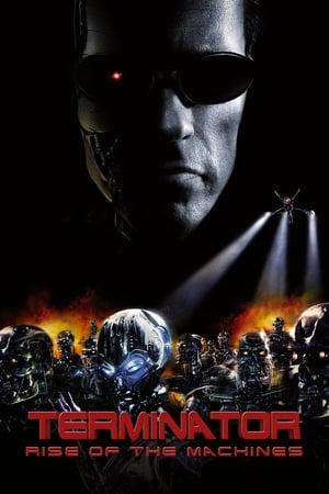Terminátor 3. - A gépek lázadása poszter