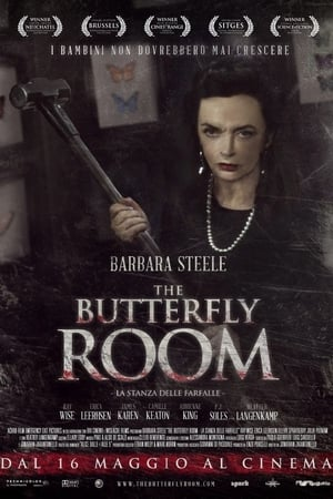 The Butterfly Room poszter