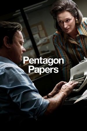 A Pentagon titkai poszter