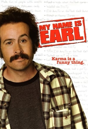 A nevem Earl poszter