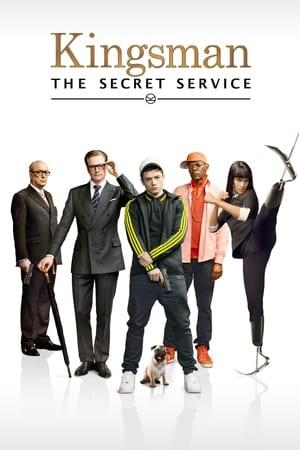 Kingsman: A titkos szolgálat poszter
