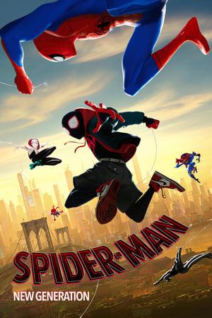Pókember: Irány a Pókverzum poszter