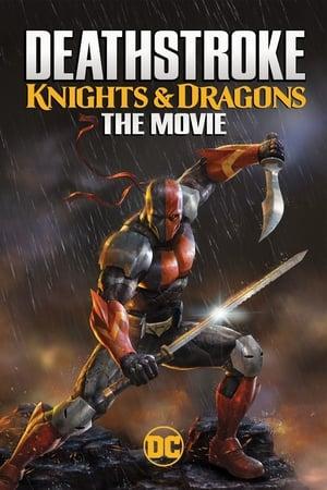Halálcsapás: Lovagok és sárkányok - A film poszter