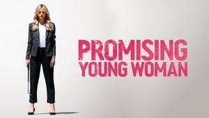 Ígéretes fiatal nő háttérkép