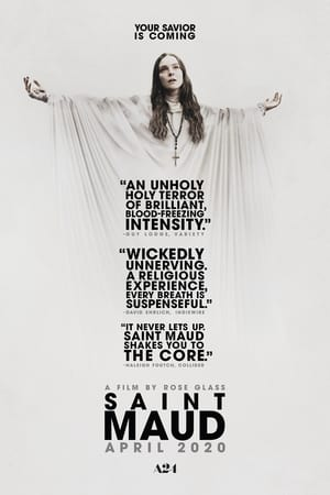Saint Maud poszter