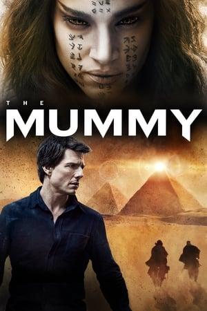 A múmia poszter