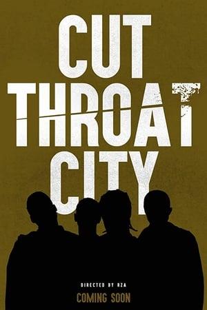 Cut Throat City poszter