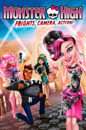 Monster High: Rémek, kamera, felvétel