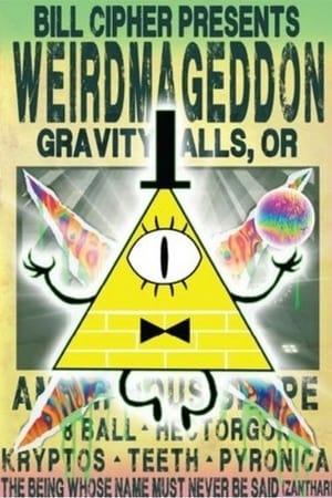 Gravity Falls: Weirdmageddon poszter