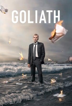 Góliát poszter