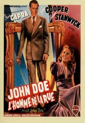Az utca embere poszter