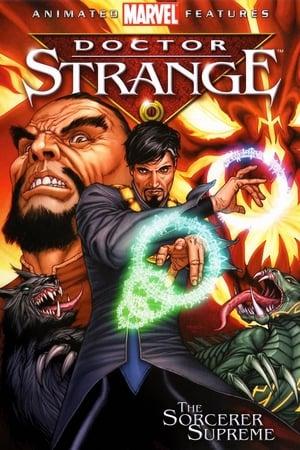 Doctor Strange - A legfőbb varázsló