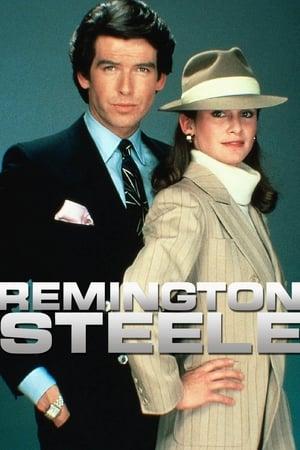 Remington Steele poszter