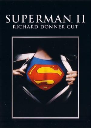 Superman II.: A Richard Donner-változat poszter