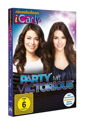iParty with Victorious poszter