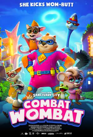 Combat Wombat poszter