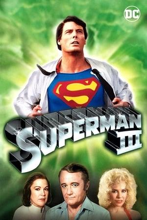 Superman 3. poszter