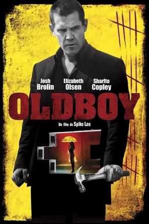 Oldboy poszter