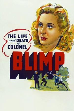 Blimp ezredes élete és halála