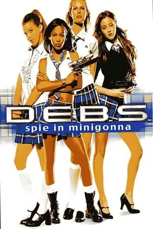 D.E.B.S. - Kémcsajok poszter
