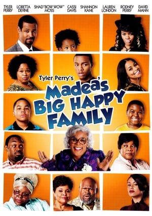 Madea's Big Happy Family poszter