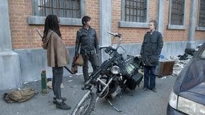 The Walking Dead 3 évad Ep.16 Üdv a síroknál