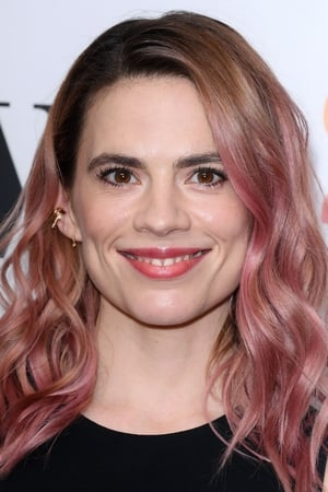 Hayley Atwell profil kép