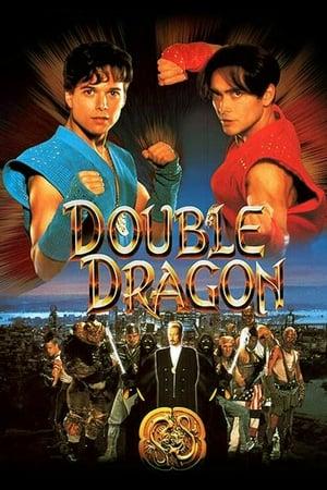 Double Dragon - A medál hatalma poszter