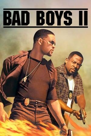 Bad Boys 2. - Már megint a rosszfiúk poszter