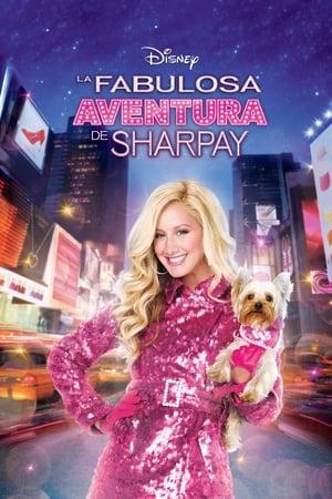 Sharpay csillogó kalandja poszter