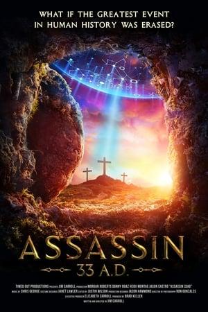 Assassin 33 A.D. poszter