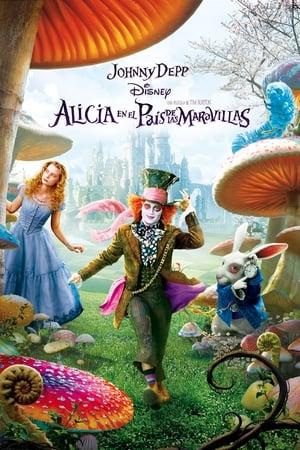 Alice Csodaországban poszter
