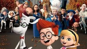 Mr. Peabody és Sherman kalandjai háttérkép