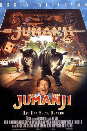 Jumanji poszter