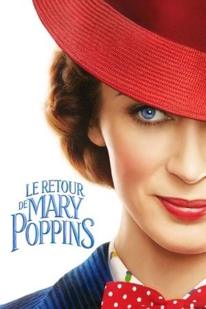 Mary Poppins visszatér poszter