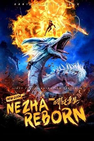 Az újjászületett Nezha poszter