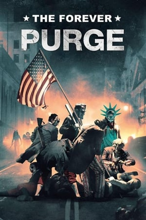 The Forever Purge poszter