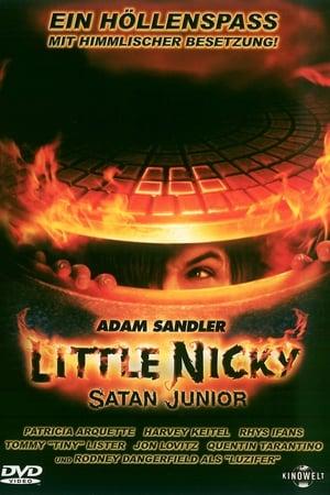 Sátánka - Pokoli poronty poszter