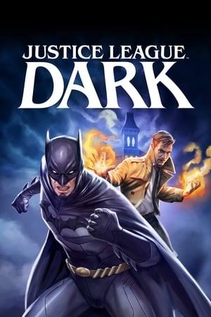 A sötét Igazság Ligája poszter
