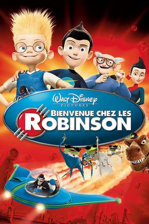 A Robinson család titka poszter