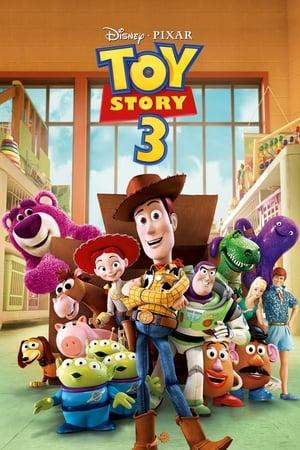 Toy Story 3. poszter