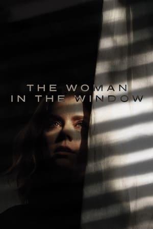Nő az ablakban poszter