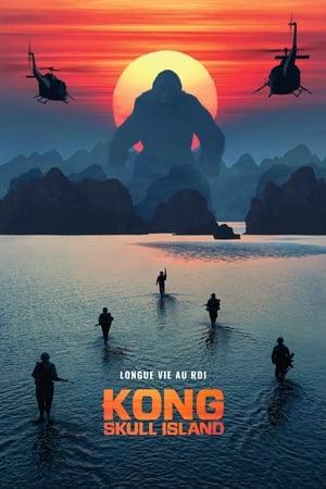 Kong: Koponya-sziget poszter