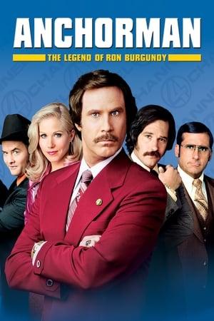 A híres Ron Burgundy legendája